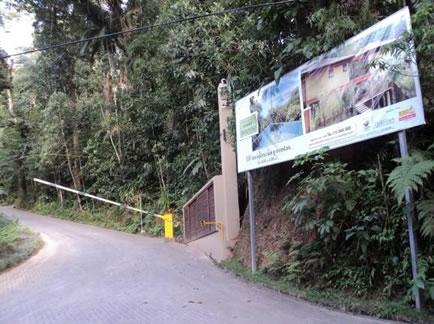 Figura 45. Condomínio Resort São Pedro, localizado no Loteamento São Pedro.