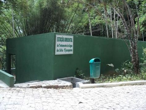 Figura 41. Estação de Tratamento de Água do Loteamento Tijucopava.