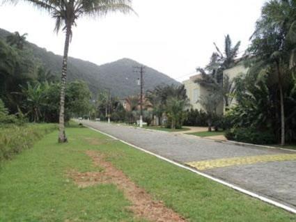 Figura 14. Via interna com acesso a residências no Loteamento Taguaíba.