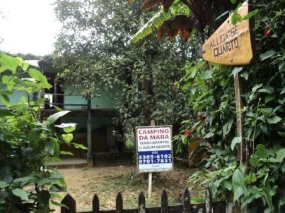 Figura 26. Casa de moradores locais que oferecem quartos para turistas e área para camping